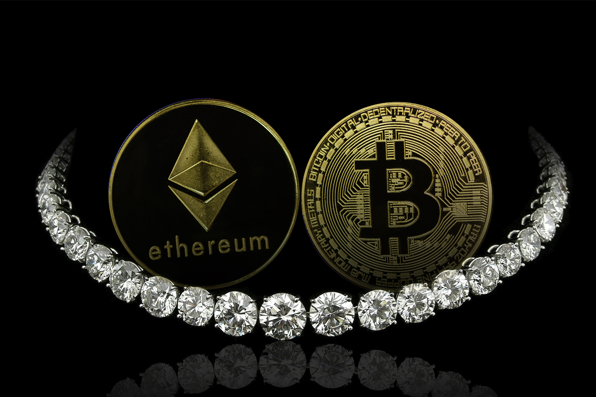 Sotheby's Will Accept Bitcoin or Ether for $6 Million Diamond Necklace