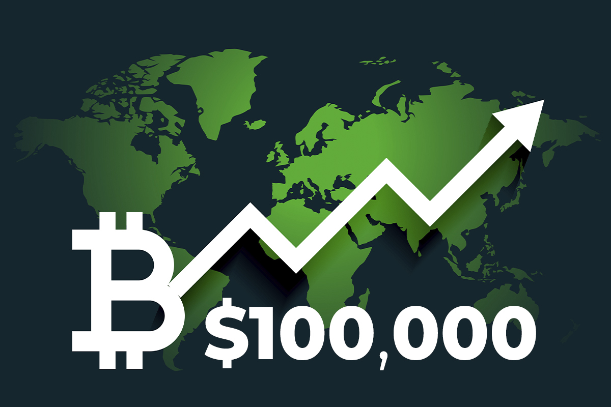 Bitcoin Likely to Potentially Advance to $100,000 This Year, Mike McGlone Says, Here's Why