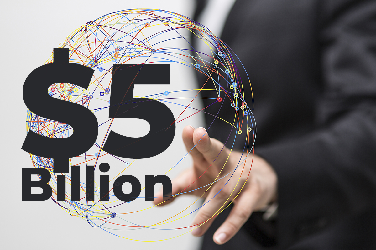 Hedera (HBAR) Ecosystem to Get $5 Billion Push