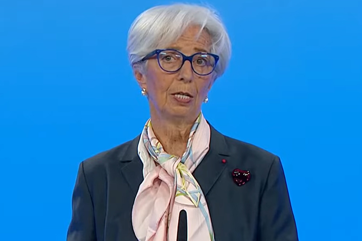 ECB Chief Lagarde Calls Crypto 'Suspicious and Speculative' Assets, Not Currencies