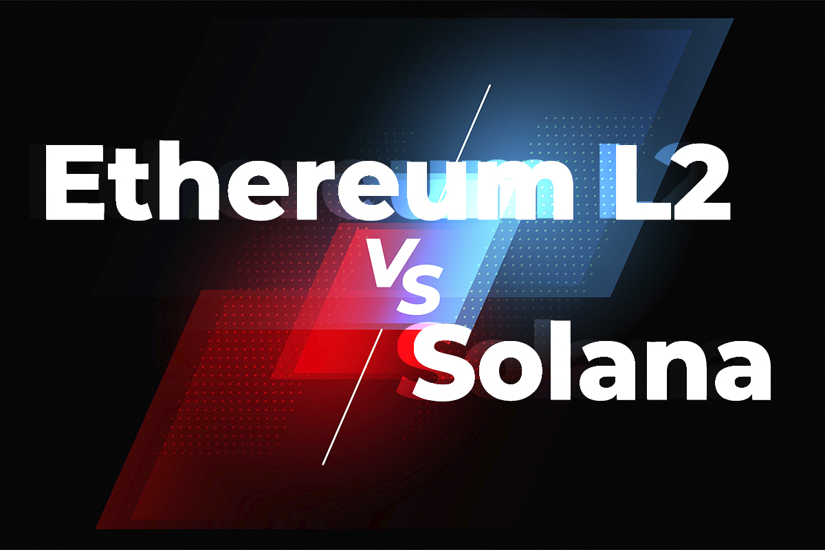 Ethereum's L2 vs Solana: Expert Shares his Opinion