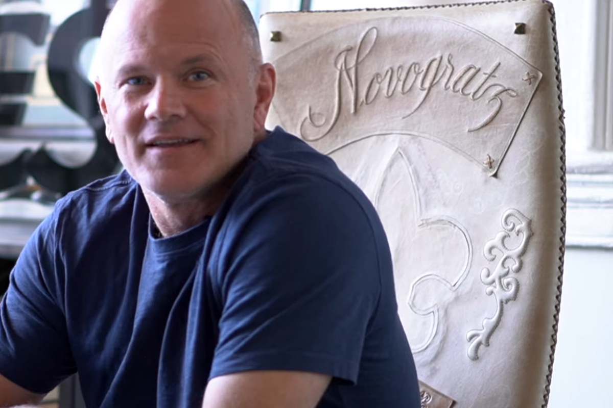 Bitcoin at $40,000, Ethereum at $2,800 Very Important Levels to Watch Now: Mike Novogratz
