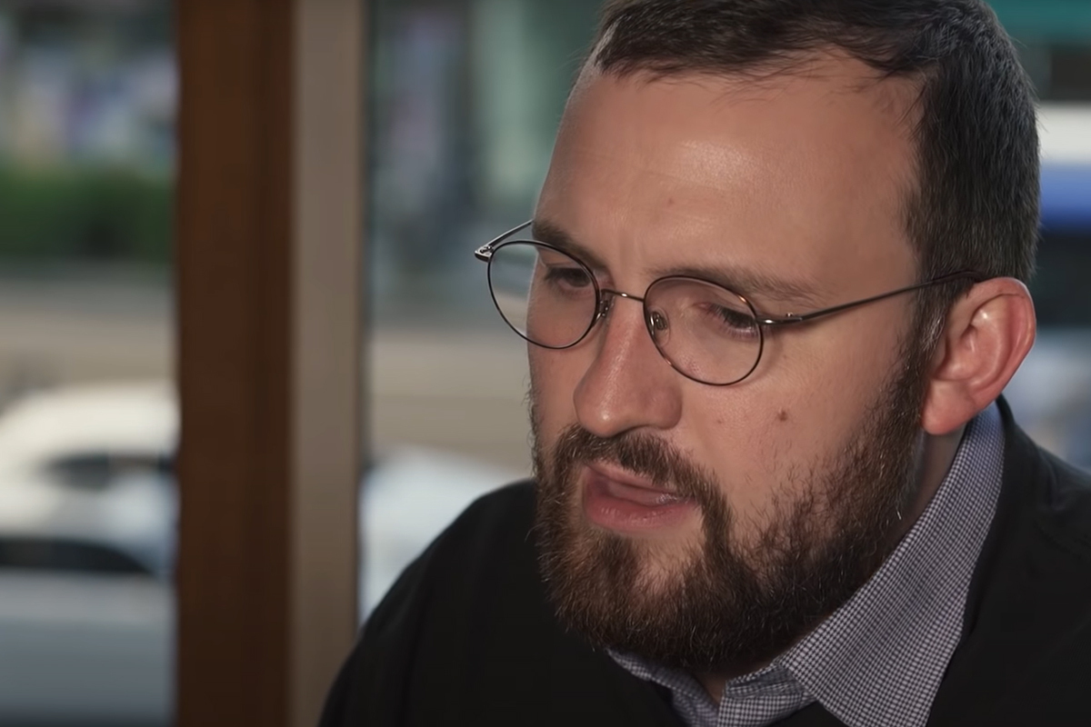 Charles Hoskinson Says He Can't Confirm Any Upcoming Partnership of Cardano with Amazon