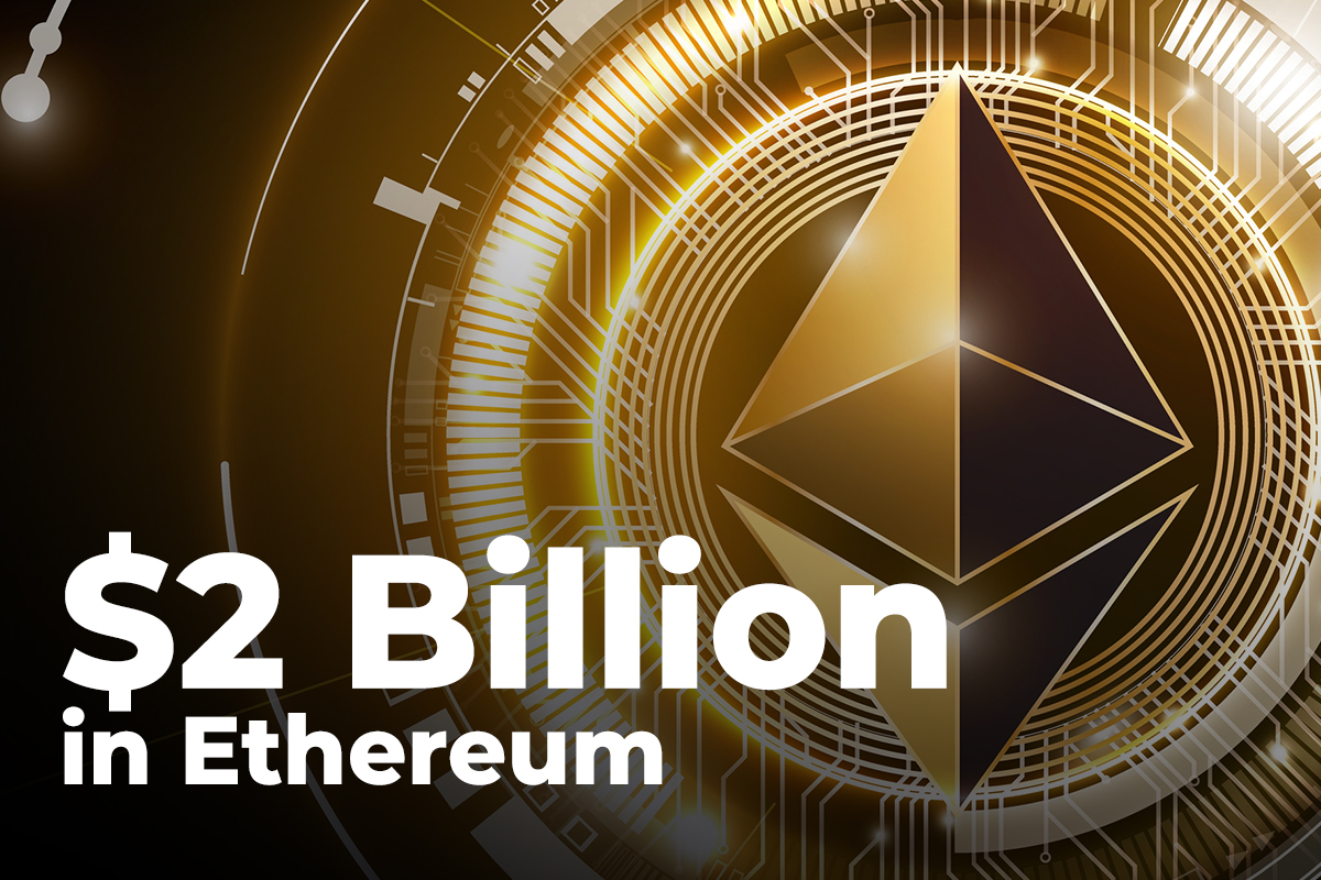 Almost $2 Billion in ETH Moved to New Possible Ethereum 2.0 and Cardano Rival