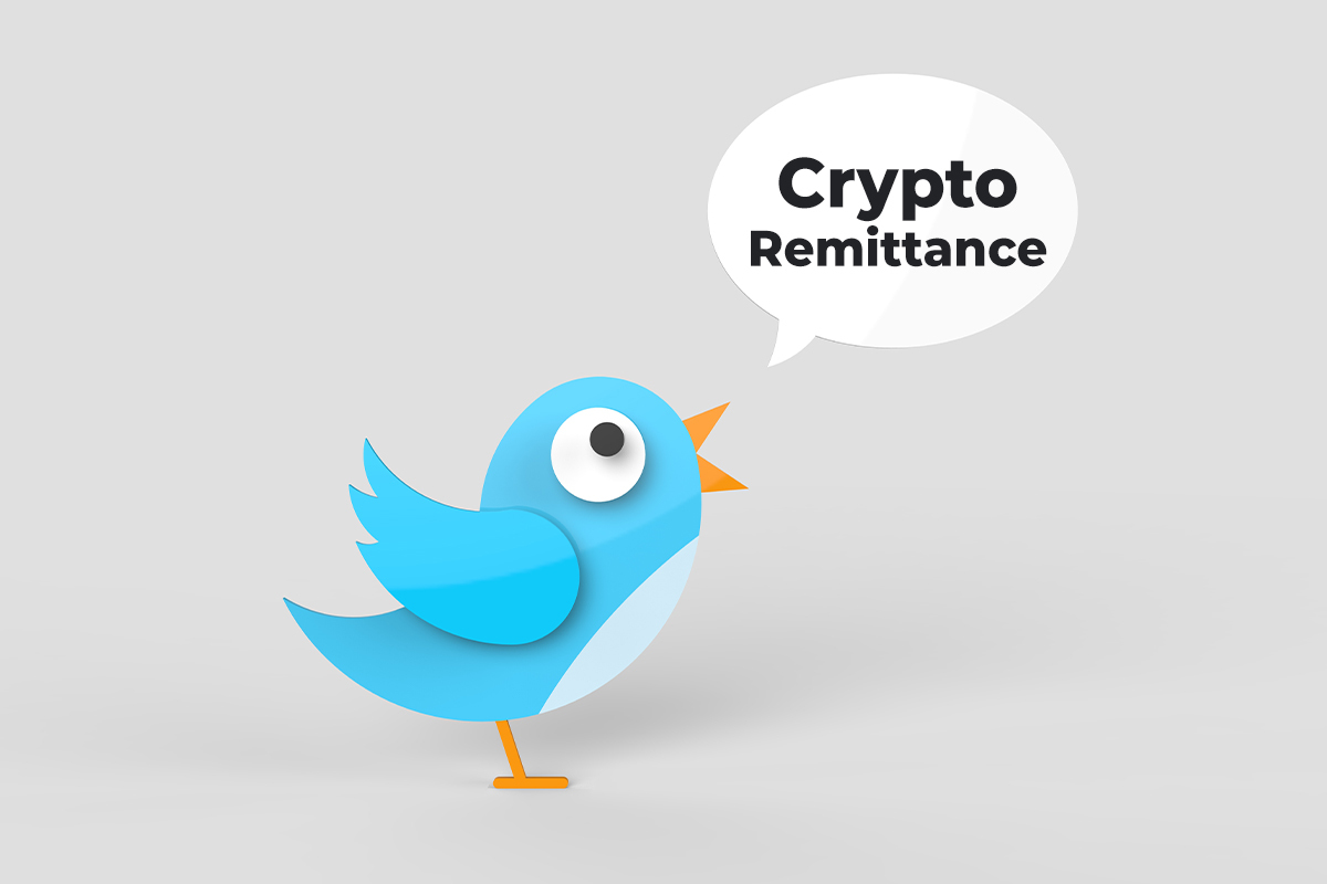 Twitter May Surpass Western Union, Becoming One of the Best Crypto Remittance Platforms, Experiment Shows