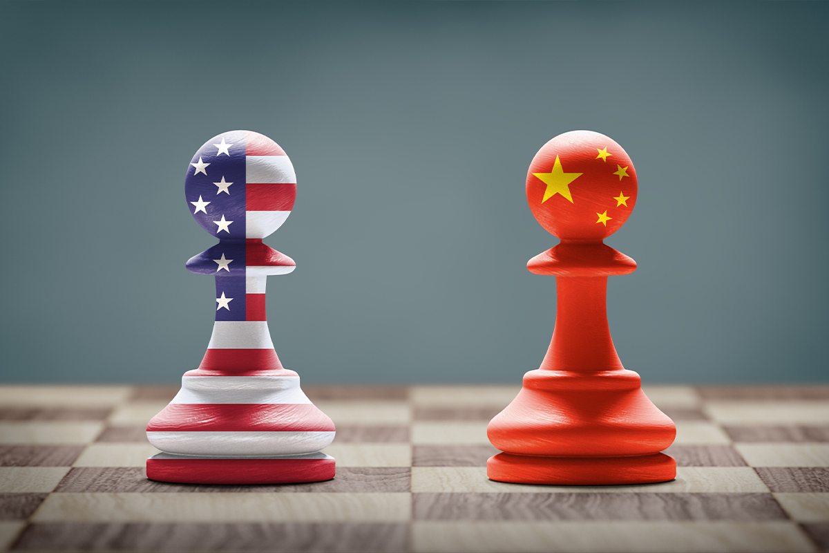 The U.S. vs China Battle Is At It's Peak: Here's Why Chinese Crypto Ban Got Ignored By Market