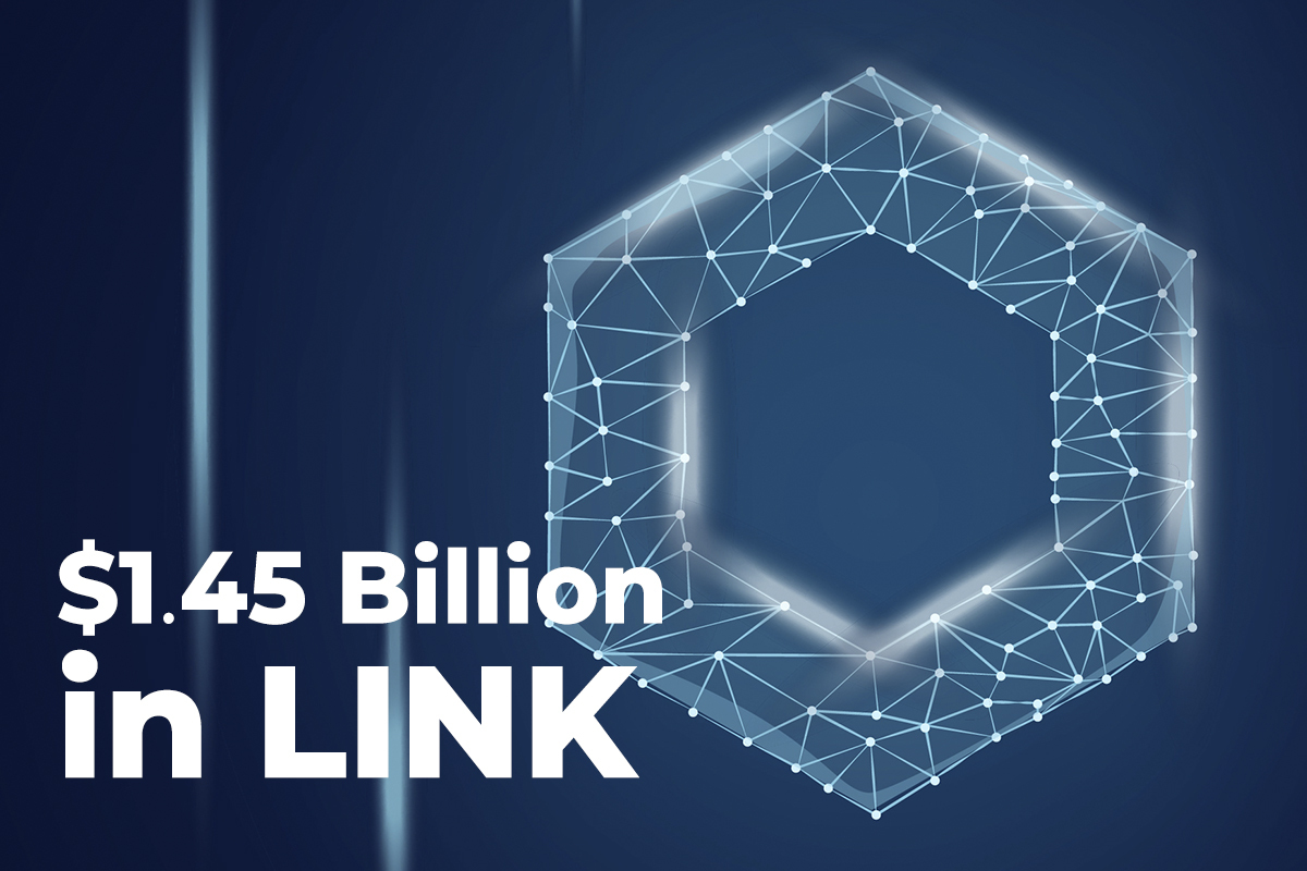 $1.45 Billion in LINK Bought by Chainlink Whales, Holding 1 to 10 Million Coins, in Single Week