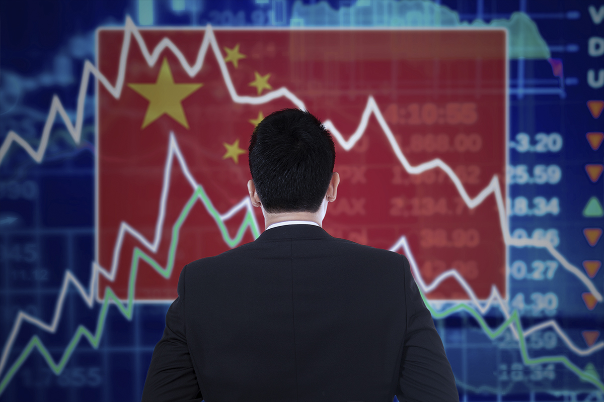 """Chinese Traders Are """"Buying the Dip"""" After Government Crackdown On Mining Industry"""