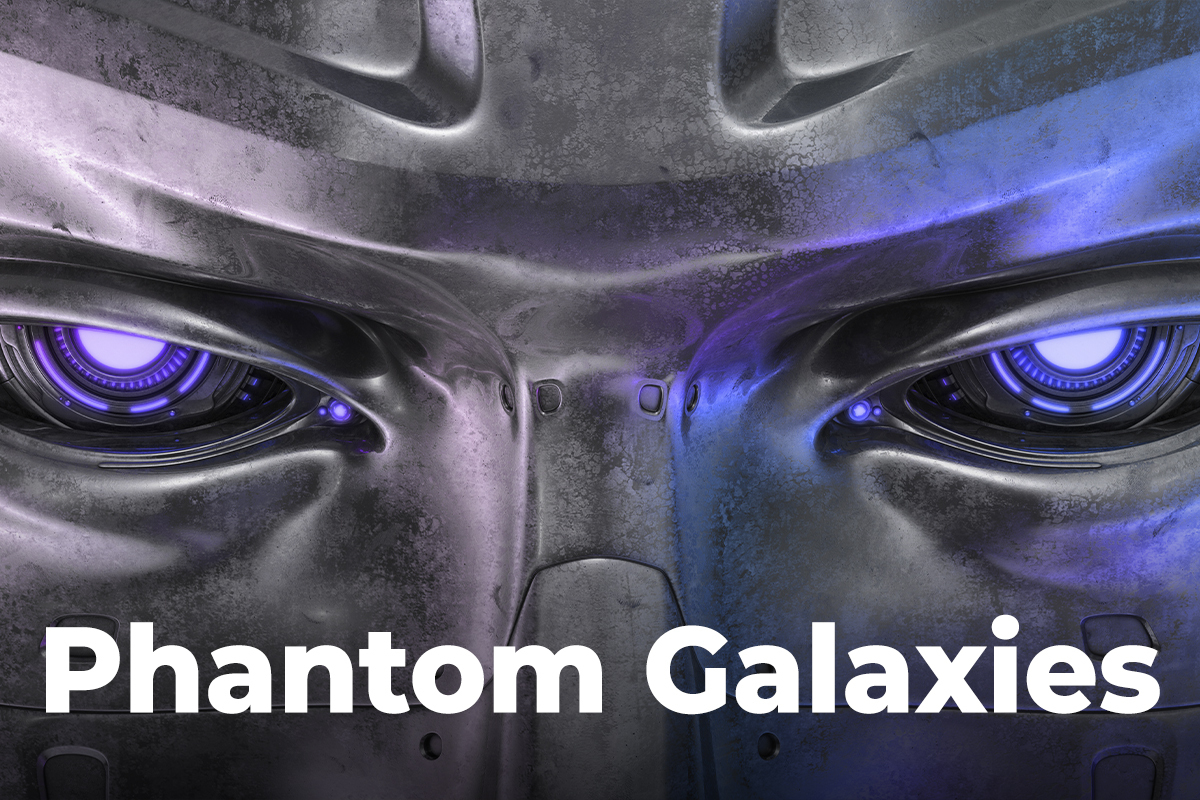 NFT Sci-fi Game Phantom Galaxies To Be Released in 2022