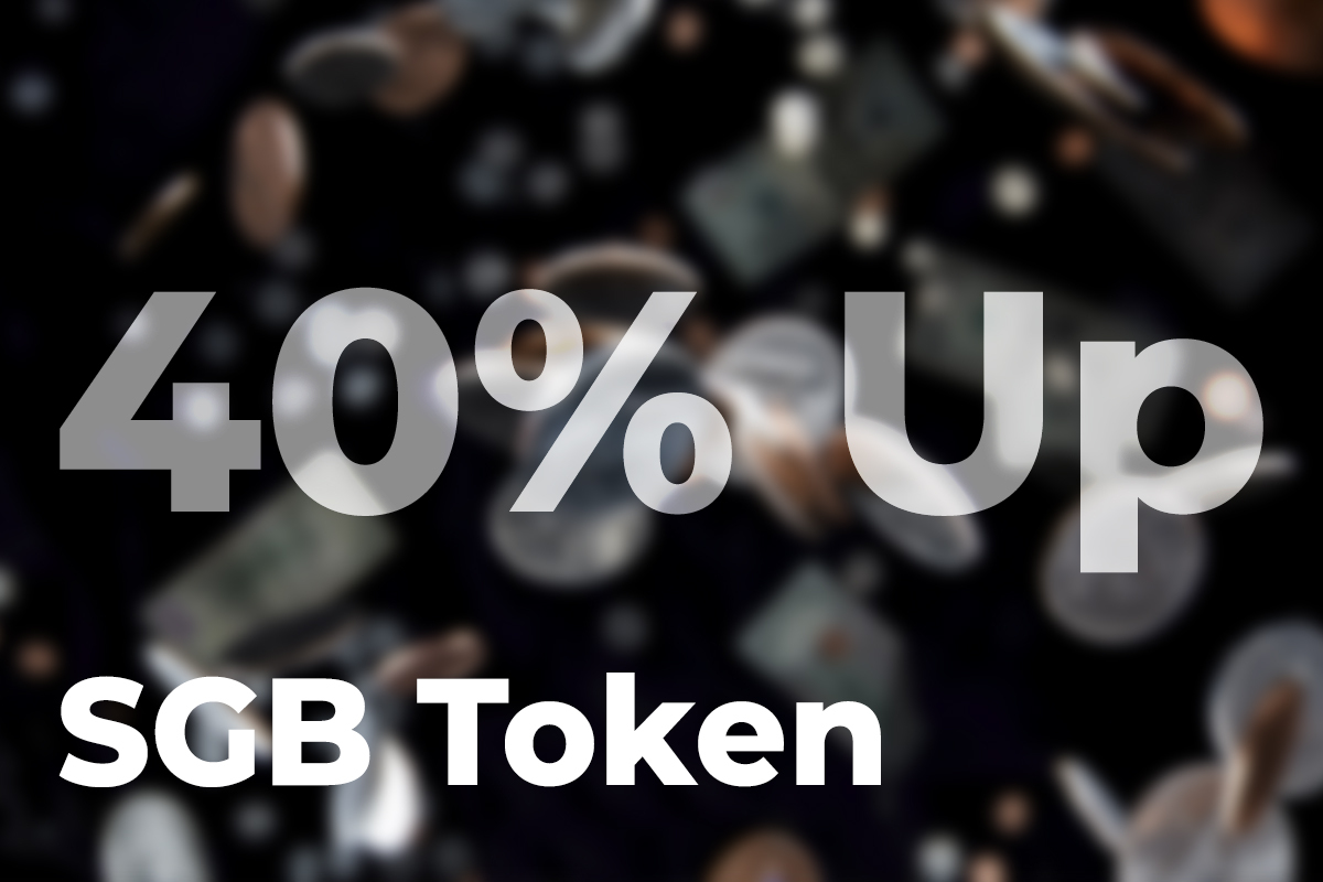Flare's Songbird Sees Its SGB Token 40% Up in 24 Hours