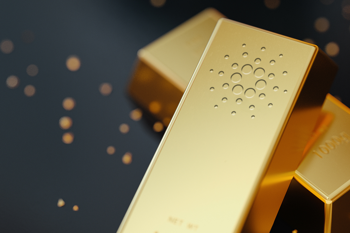 Cardano to Have Gold-Backed Stablecoin