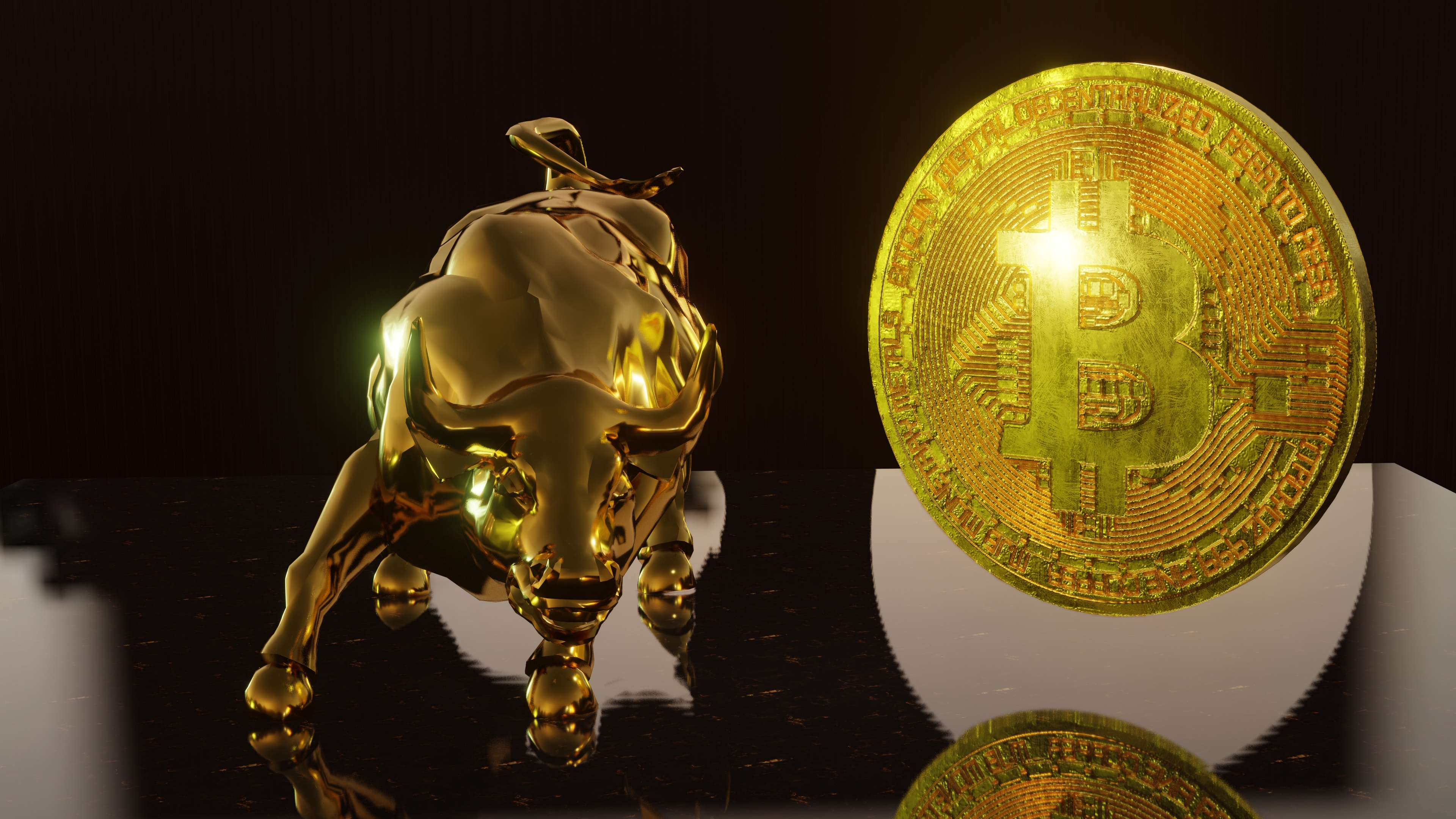 Bitcoin Suddenly Jumps 7 Percent, Leaving Bears in Disbelief