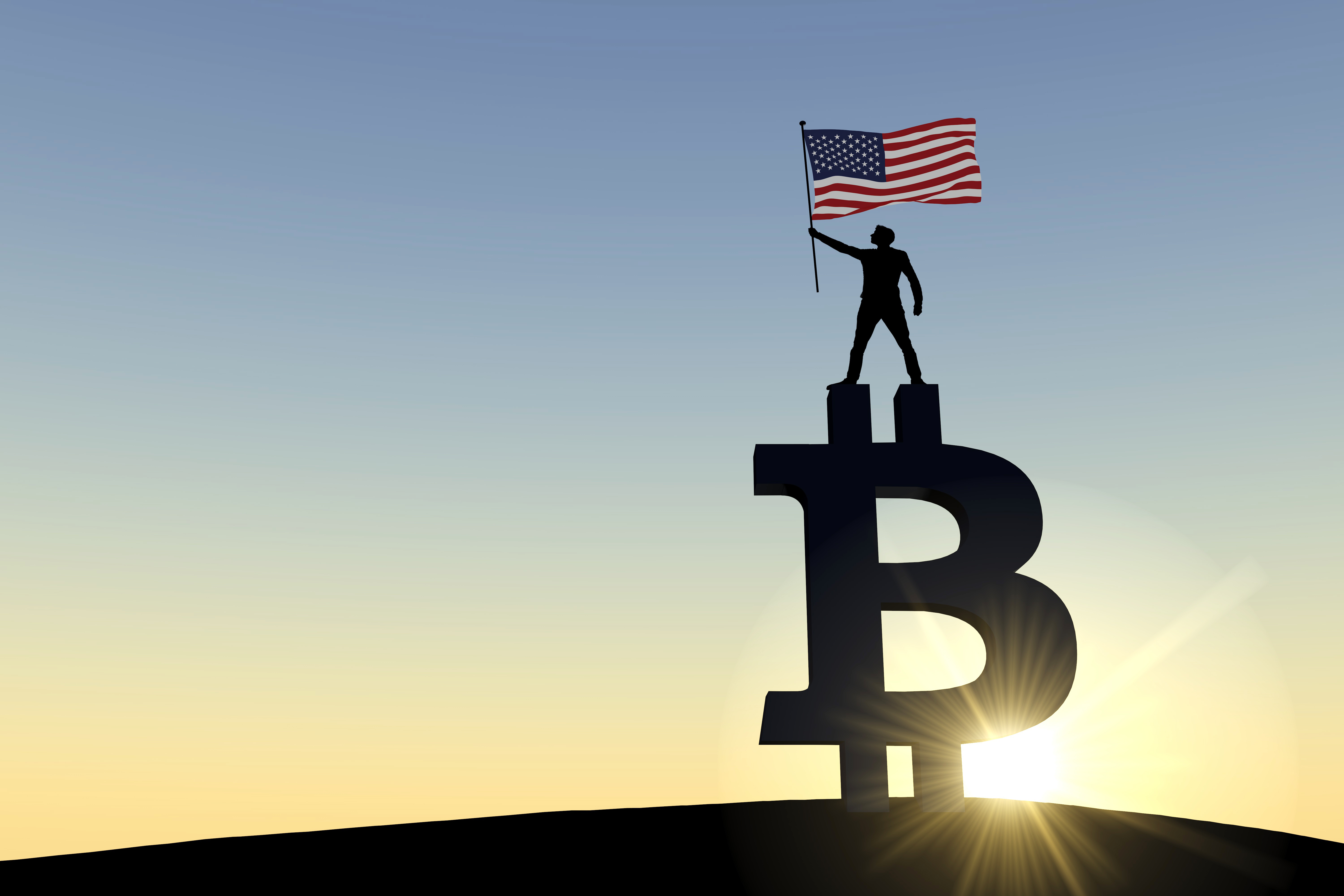 GOP Senate Candidate Says U.S. Government Should Buy Bitcoin