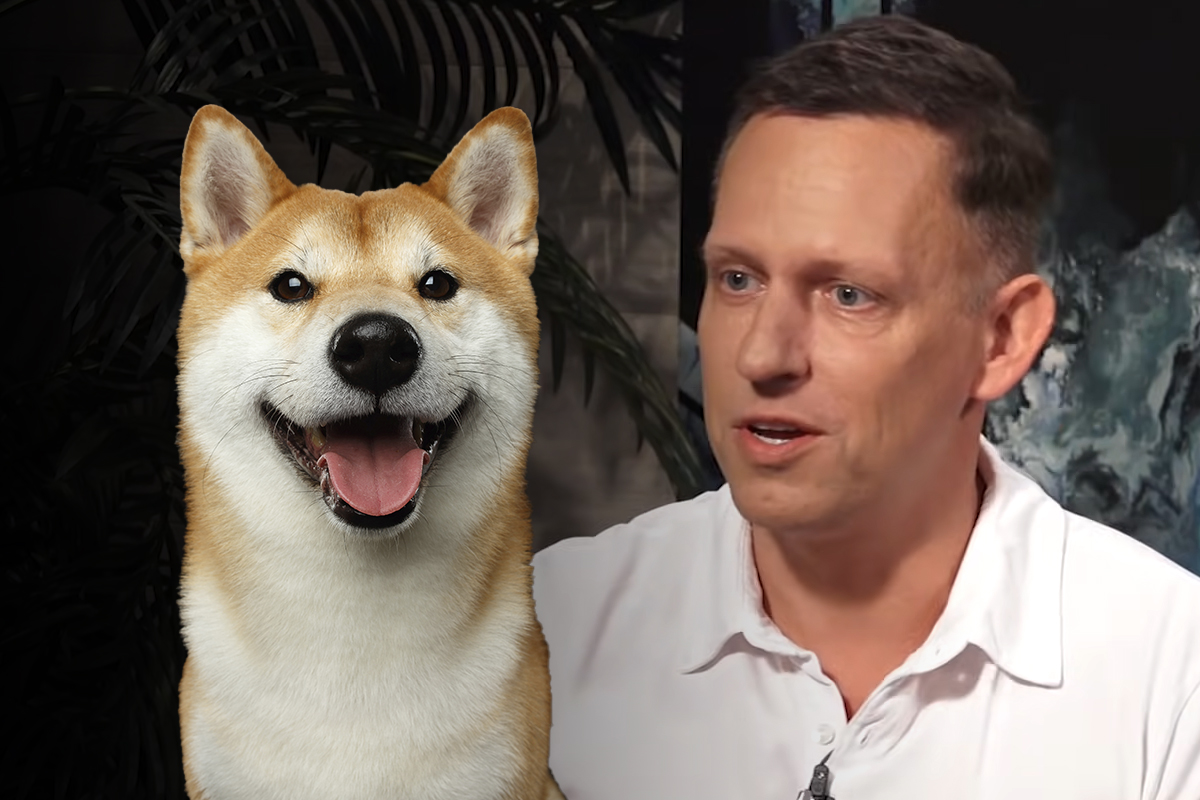Dogecoin Rival Shiba Inu Starts Trading on Peter Thiel-Backed Cryptocurrency Exchange