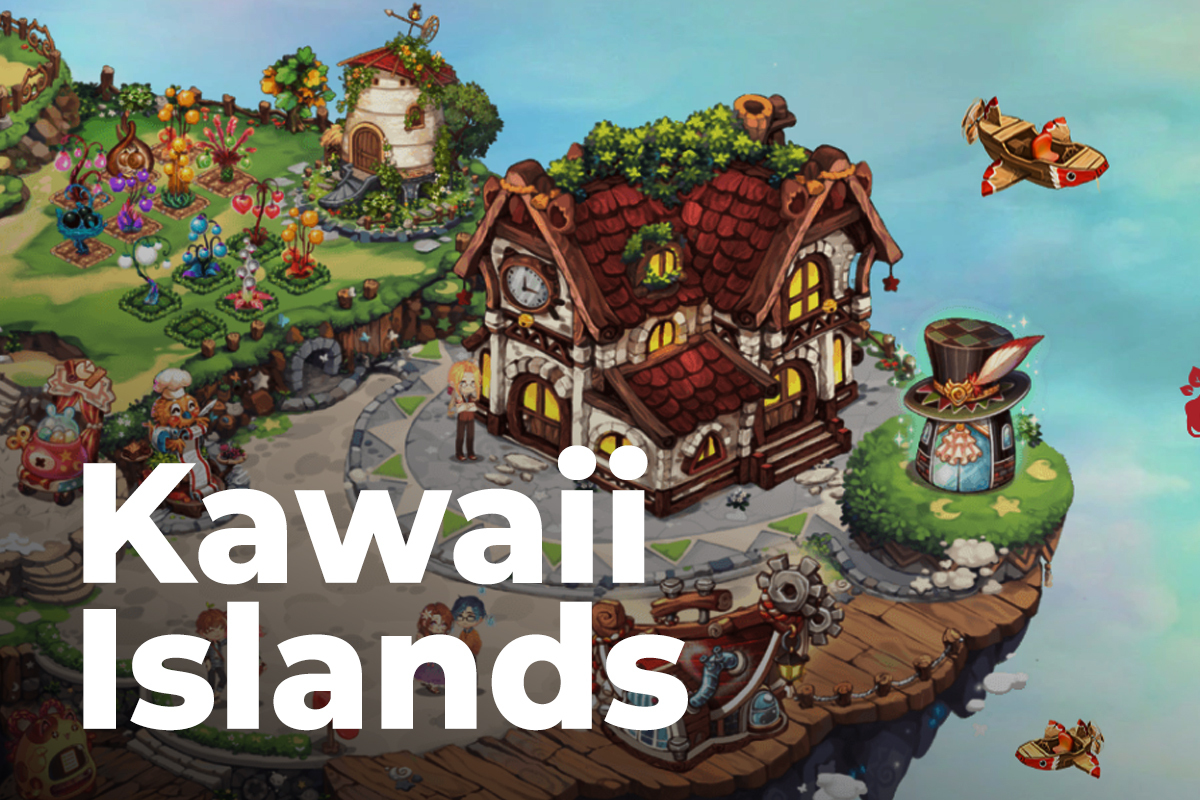 Kawaii Islands NFT Game Shares the Details of its IDO