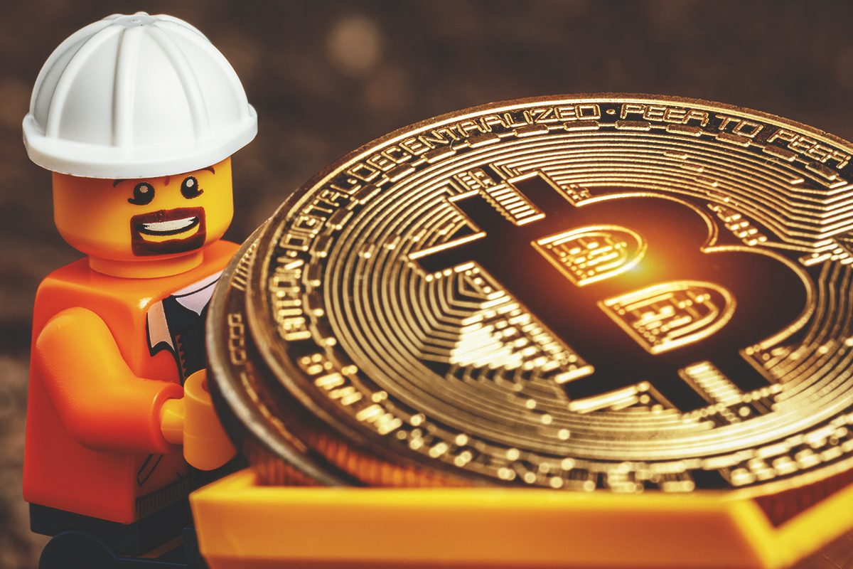 Bitcoin Miners Not Selling Their Funds, Here's Why It Might Be Bullish