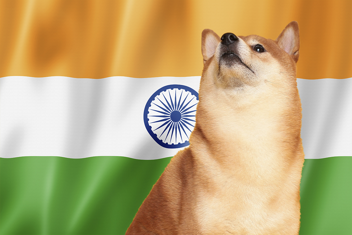 """""""Dogecoin Killer"""" Shiba Inu Listed on India's Oldest Cryptocurrency Exchange"""