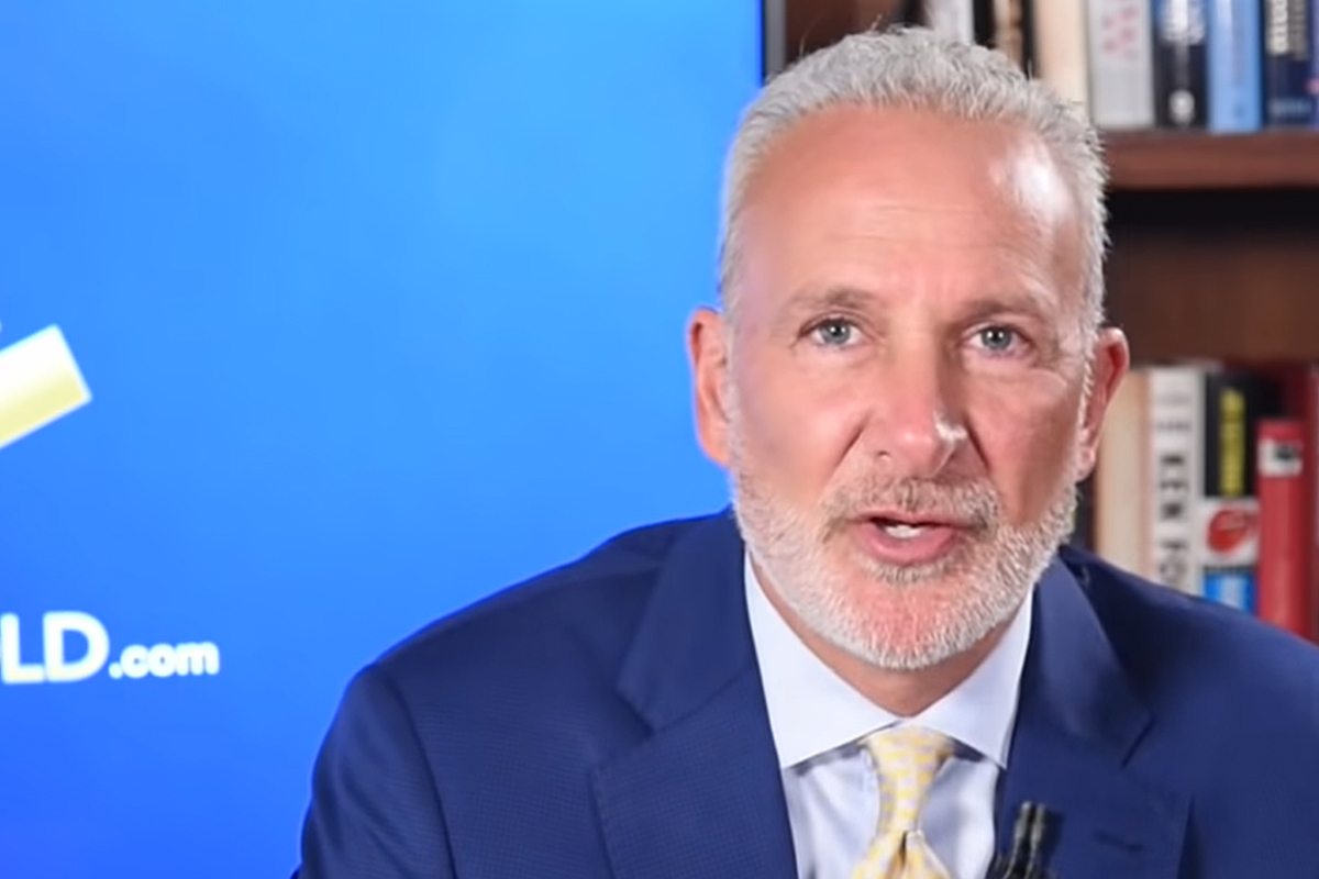Here's Why Current Gold Rise May Be Bad for Bitcoin, According to Peter Schiff