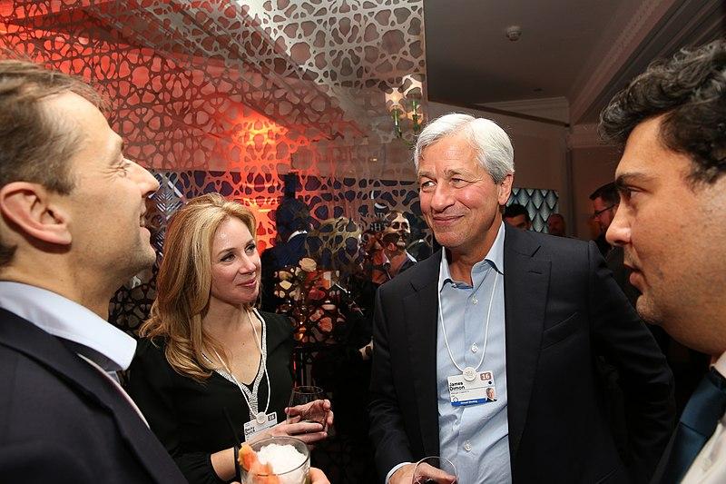 "JPMorgan CEO: Bitcoin Is ""Worthless"""