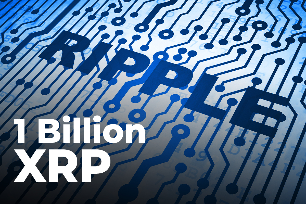 Ripple Withdraws 1 Billion XRP from Escrow, Then Helps Shift 114.2 Million XRP