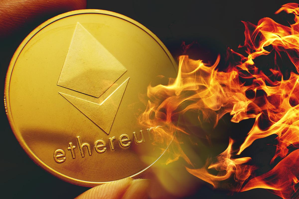 Over $1.2 Billion of Ethereum Burnt in 3d Quarter 2021