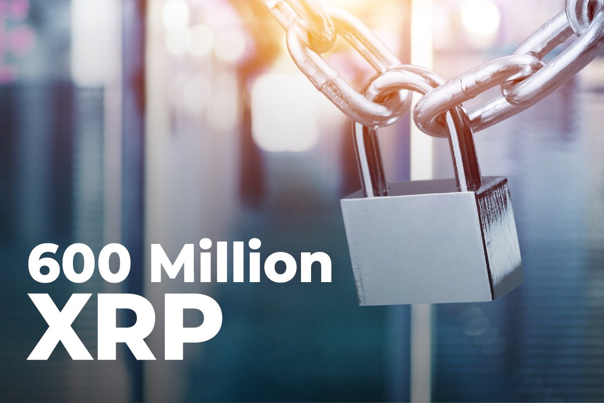 Ripple Locks 600 Million XRP in Escrow, While Helping Move 105 Million XRP
