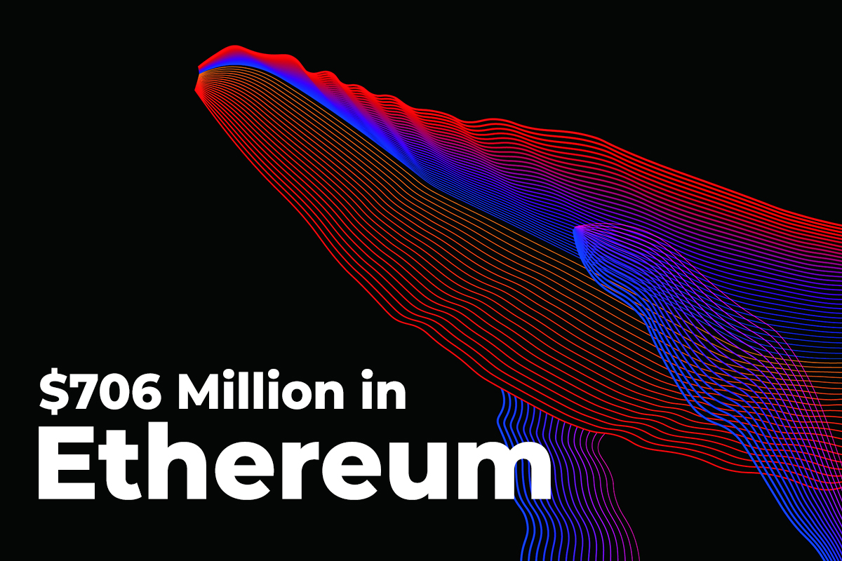 $706 Million in Ethereum Transferred by Anon Whales and Top Crypto Exchanges