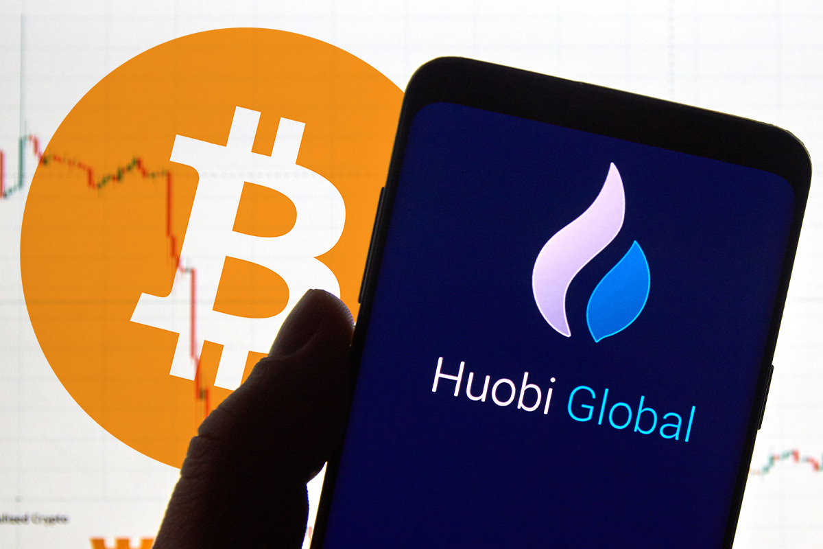 Huobi Sees 13,900 BTC Outflow, While Bitcoin Deposits Head to These Exchanges, Here's What's Happening