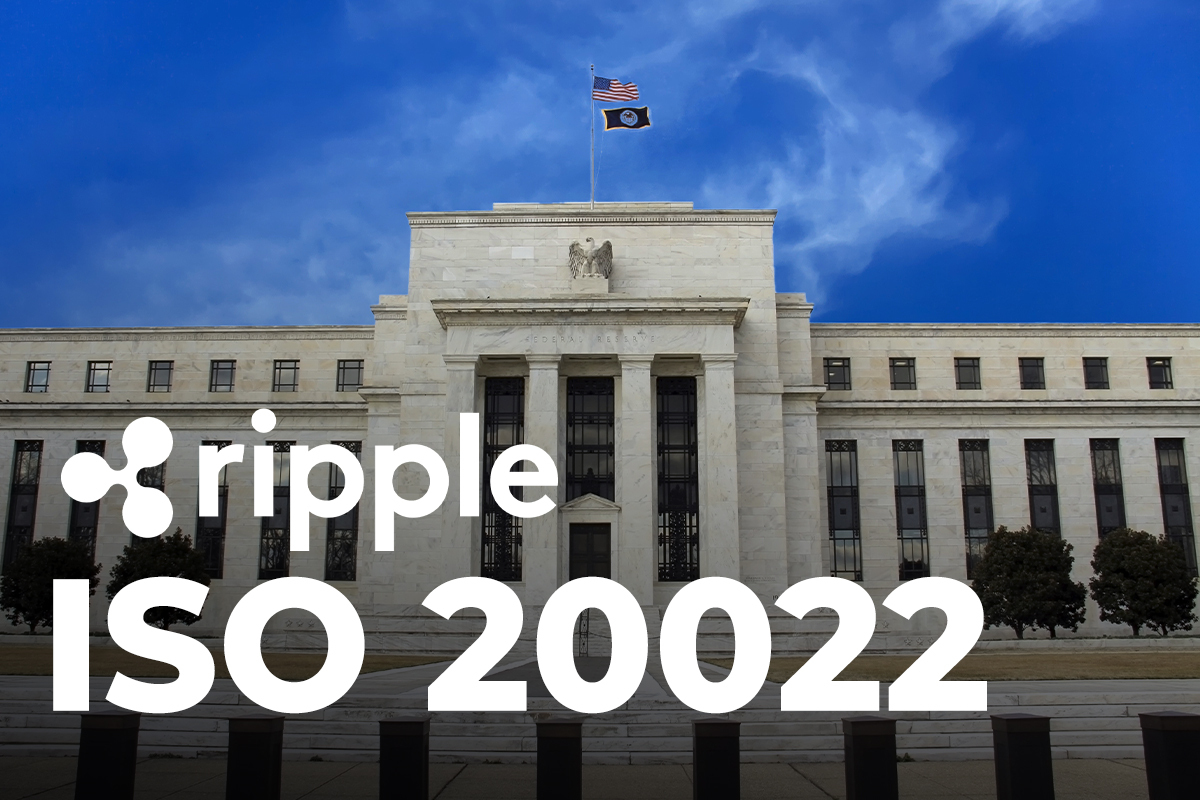 Fed Reserve Adopts ISO 20022 Format for Payments That Ripple Is Compliant With