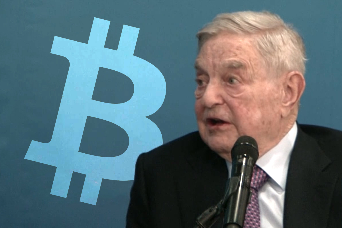 George Soros Is Selling Stocks And Buying Crypto