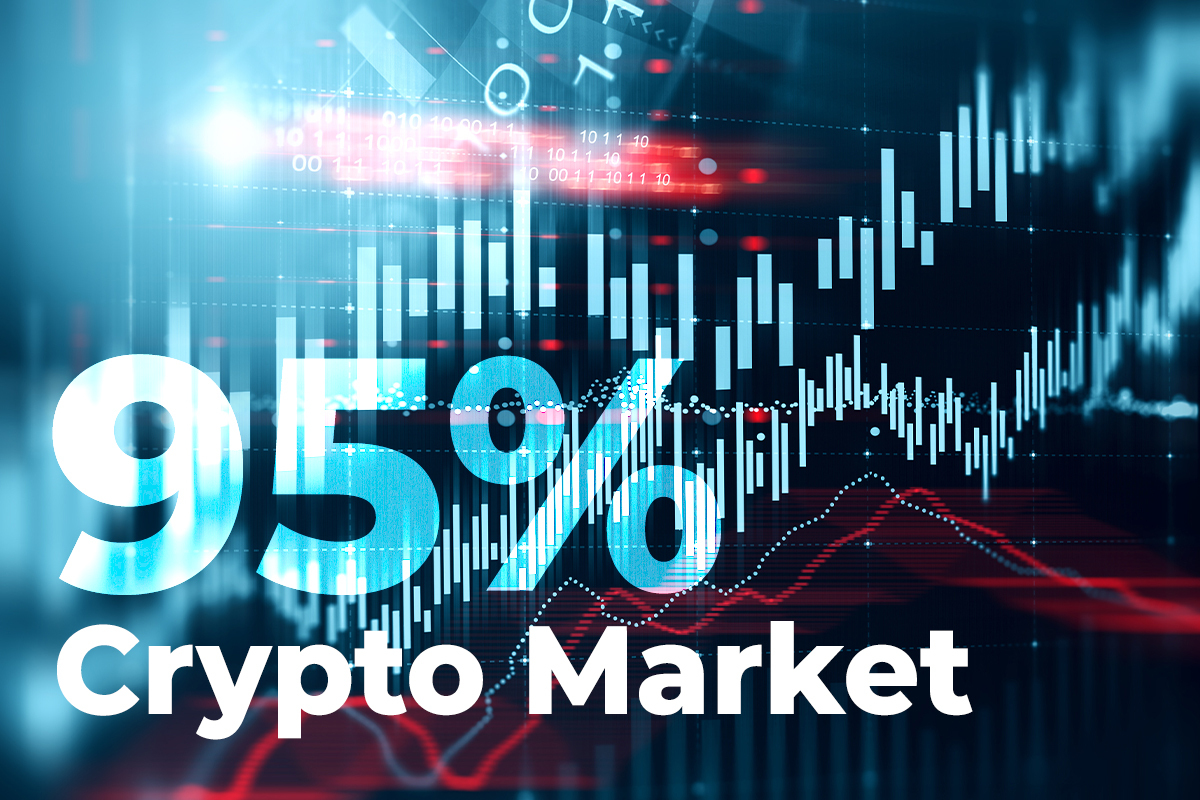 95% Percent Of Crypto Market In Profit, But Here's Why It Can Be Concerning