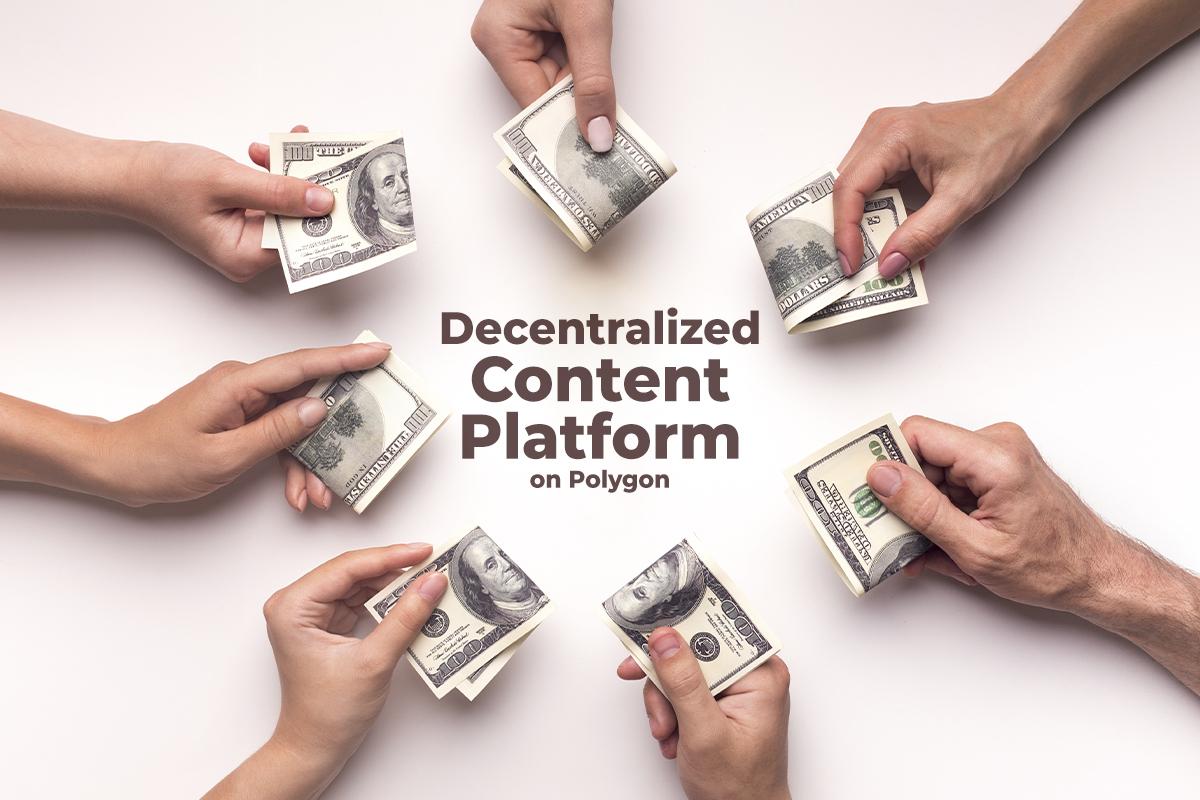 Creaton Raises $1.1 Million from Top VCs to Build Decentralized Content Platform on Polygon