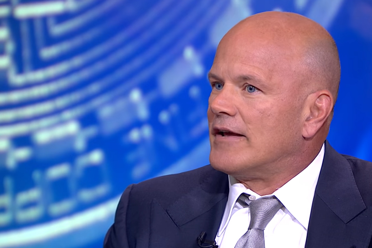 Mike Novogratz Predicts That Bitcoin Will Match Gold's Market Cap in a Few Years