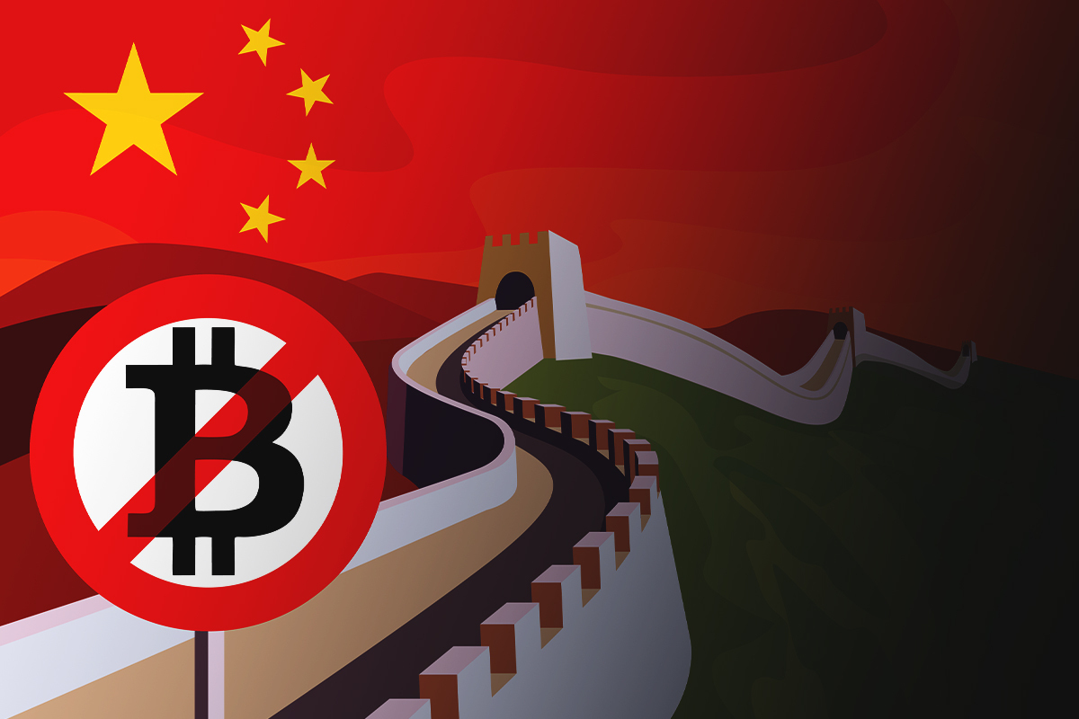 Chinese Crypto Ban Makes Over 20 Crypto-Related Companies Withdraw from China
