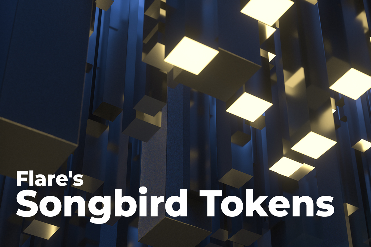 Flare's Songbird Tokens Now Integrated by Institution-Grade Custody