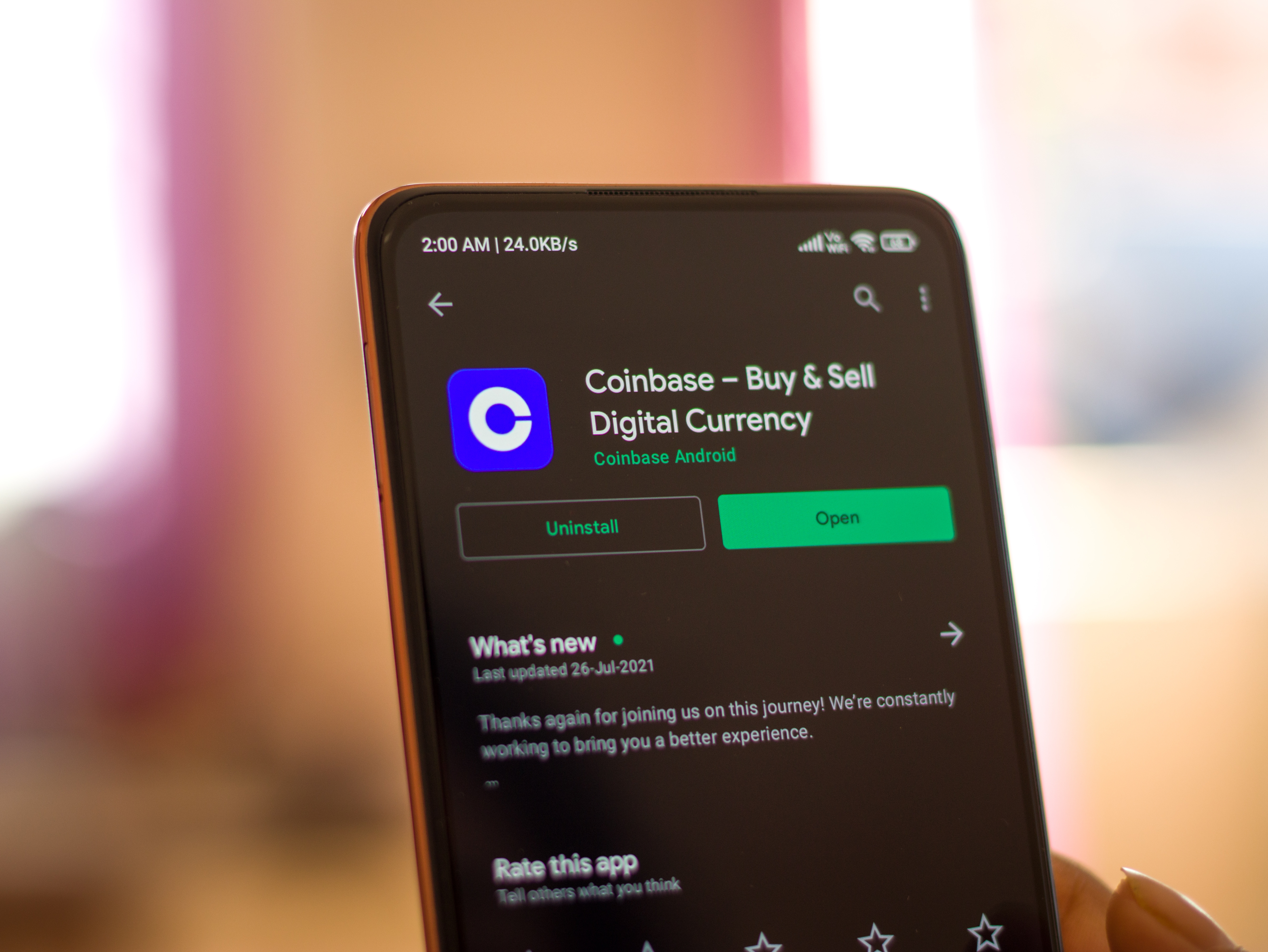 Thousands of Coinbase Accounts Got Hacked Due to a Vulnerability