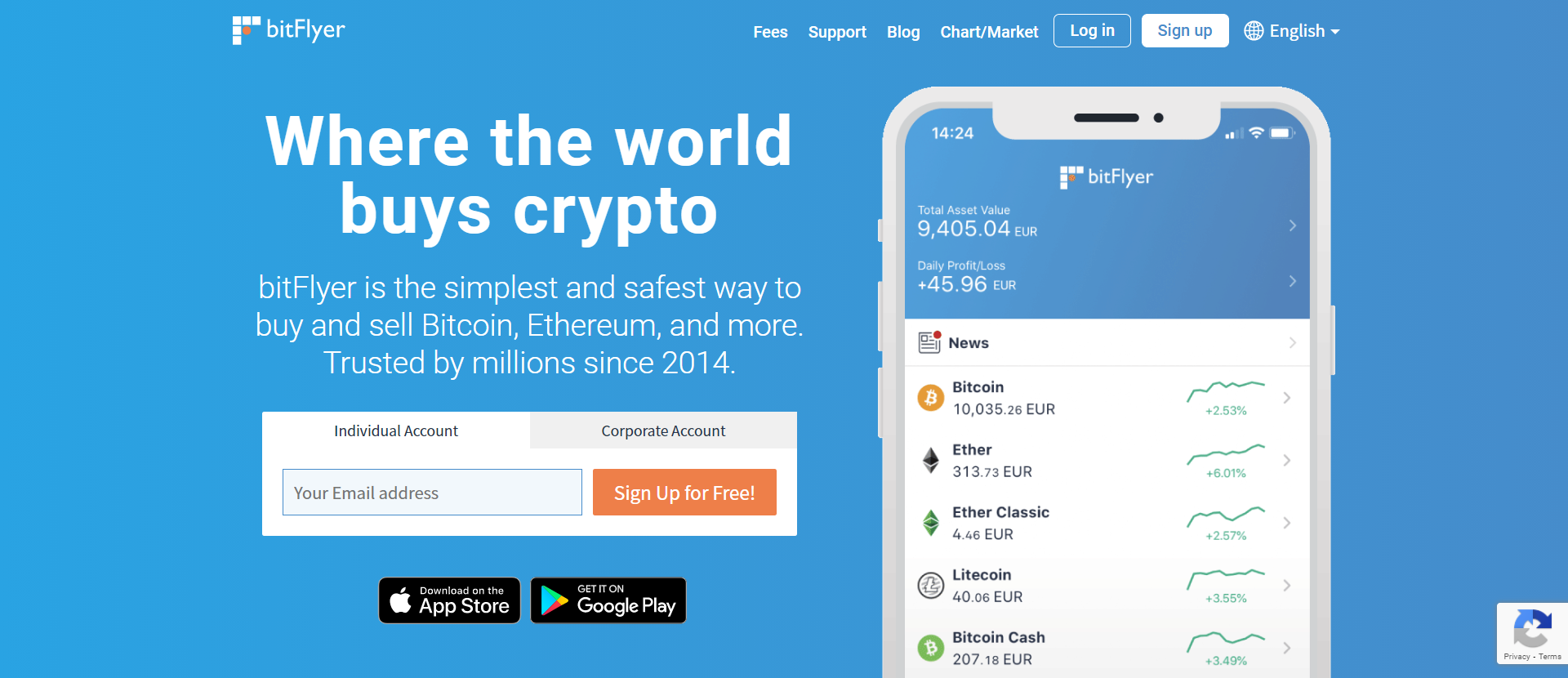 bitFlyer opens BTC/JPY trading for US customers