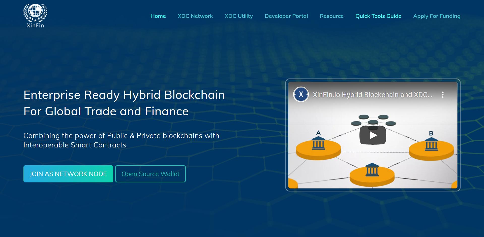 XinFin XDC token becomes avaliable on Guarda Wallet