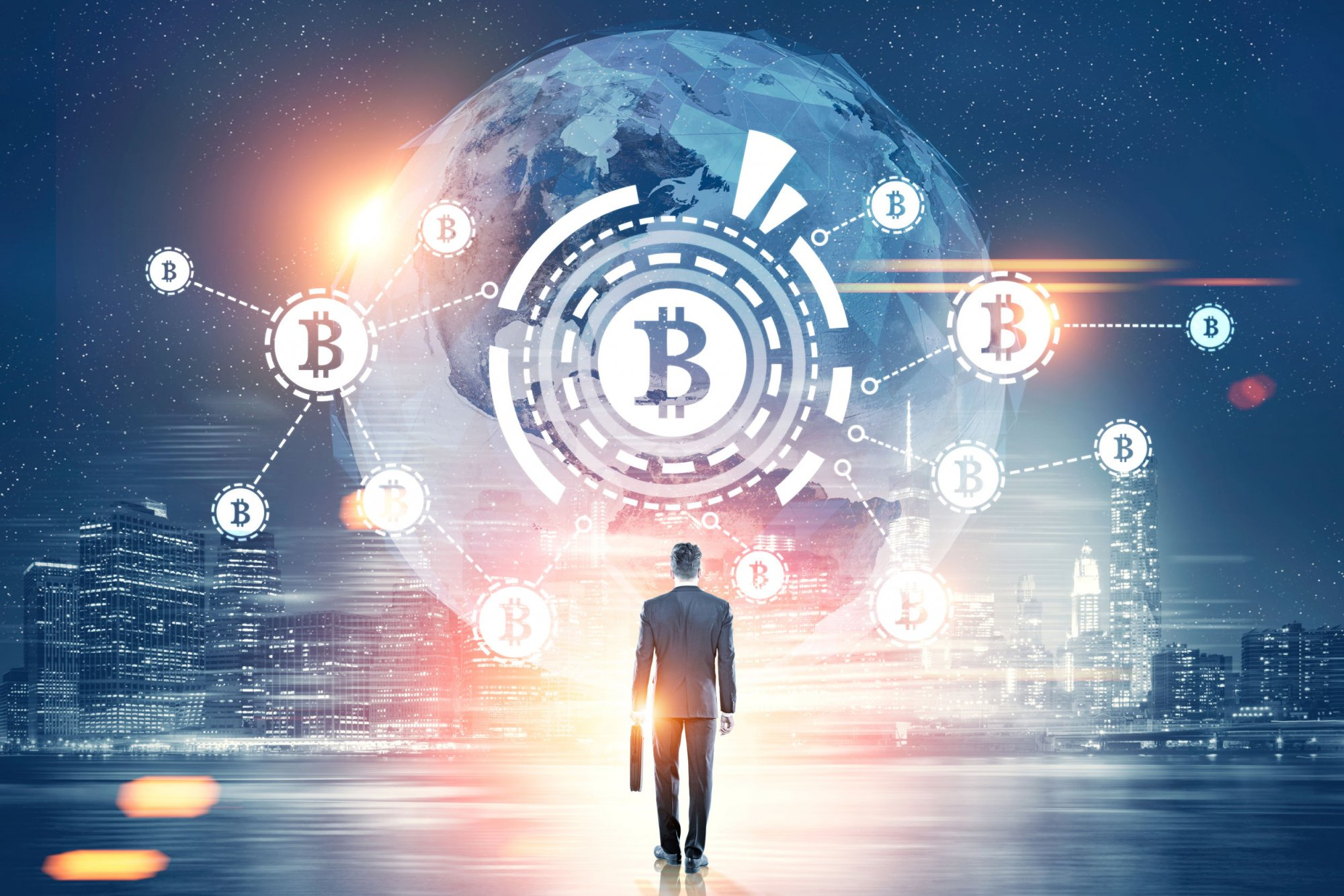 Institutional investor looks at Bitcoin