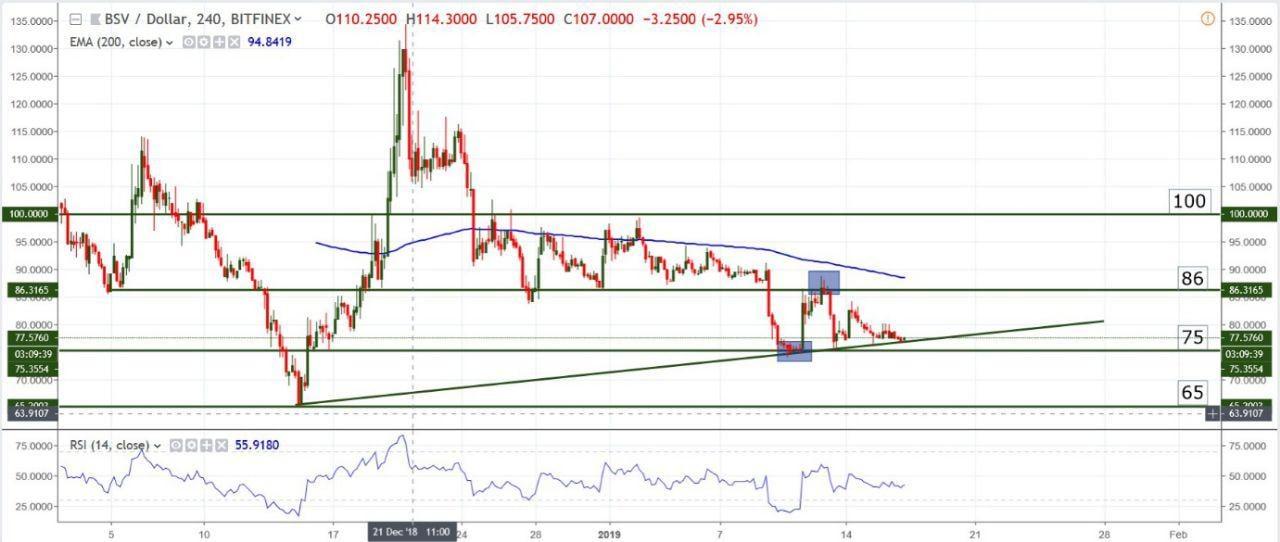 Bitcoin SV Price Prediction  A Top Ten Cryptocurrency You