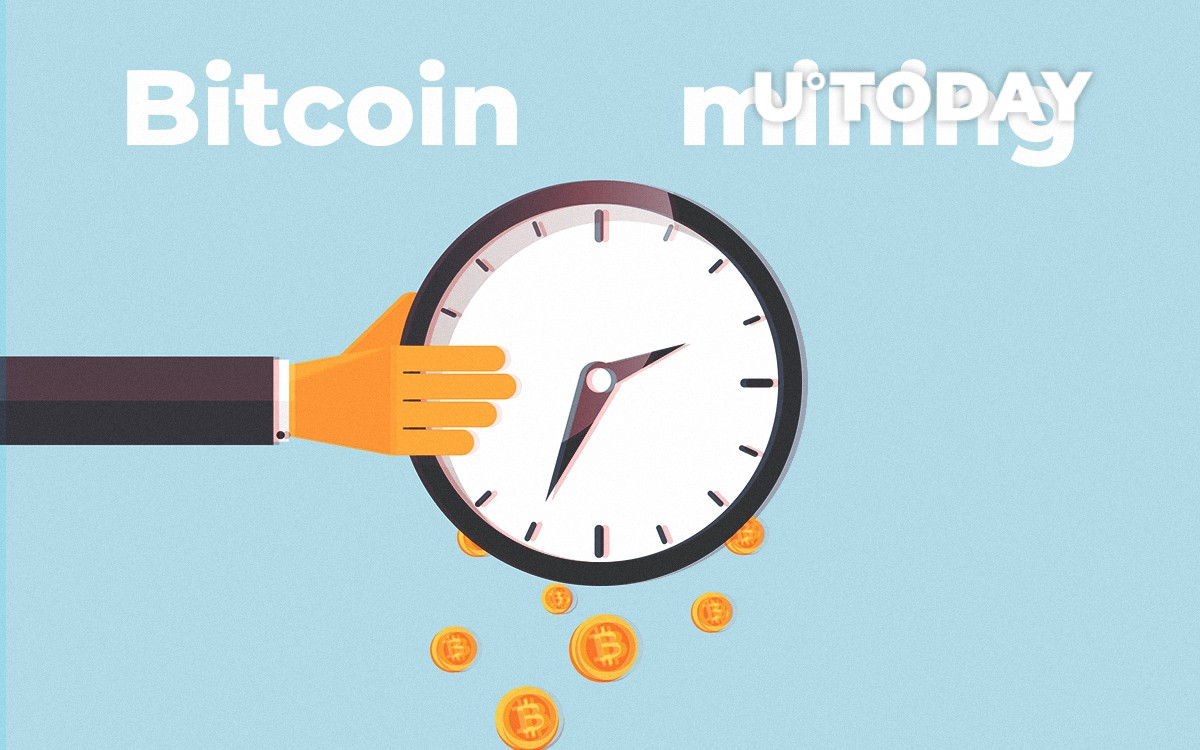 How Long Does It Take To Mine A Bitcoin?