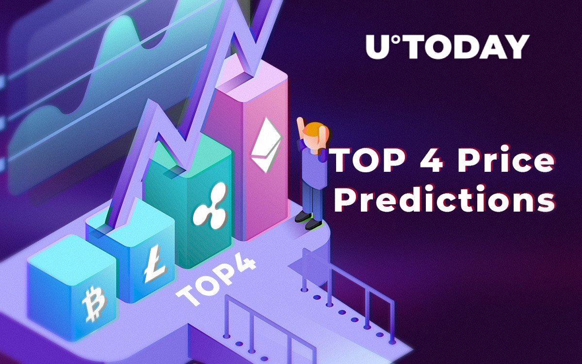 top cryptocurrency price predictions