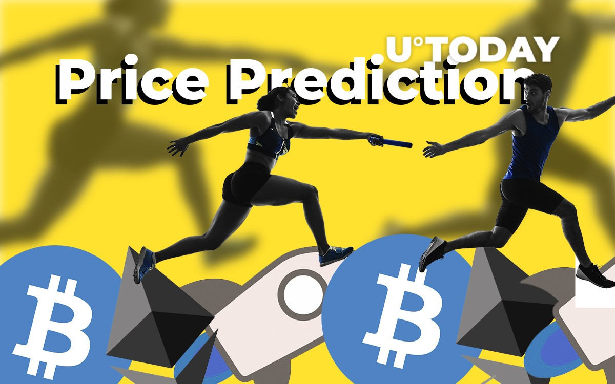 BTC, ETH, XLM Price Prediction — Bitcoin Has Passed the