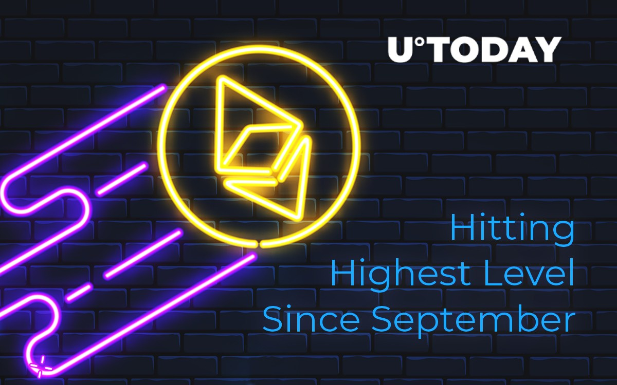 Ethereum Price Shows Good Growth Hitting Highest Level Since September - Is it Bullish on Upgrades?