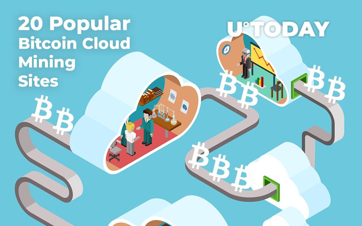 20 Popular Bitcoin Cloud Mining Sites in 2018