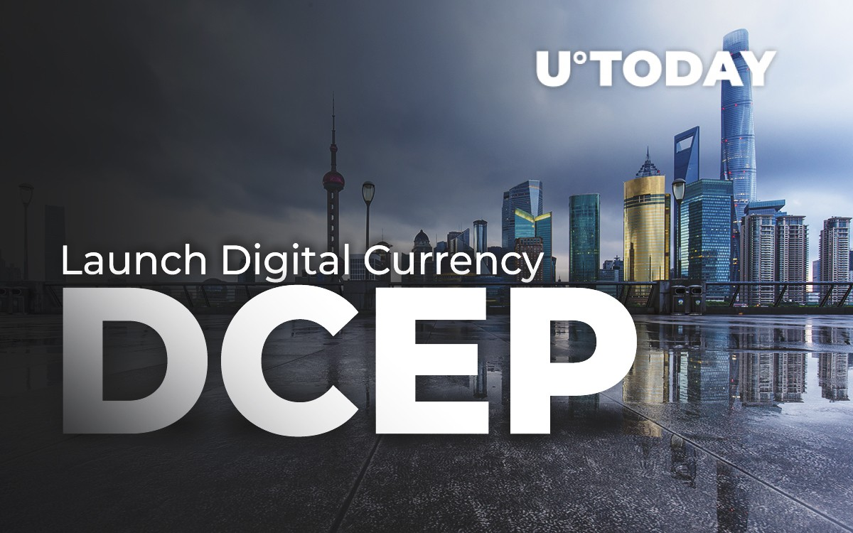 just in  chinese central bank to launch digital currency