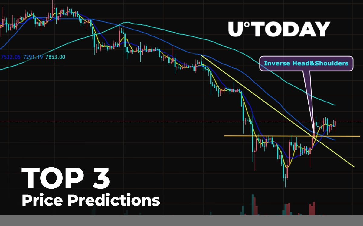 TOP 3 Price Predictions for BTC, ETH, and XRP: Have Bearish Sentiments Passed?