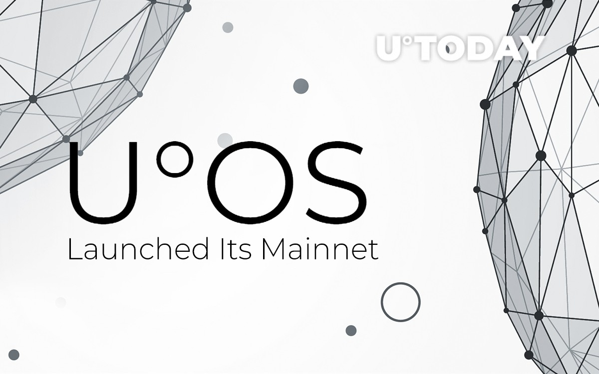 U°OS Network Blockchain Launches Mainnet Operations – U.Today