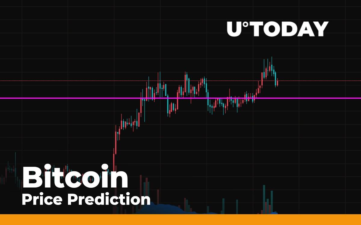 Bitcoin (BTC) Price Prediction — Analyzing Chances to Reach $9,000