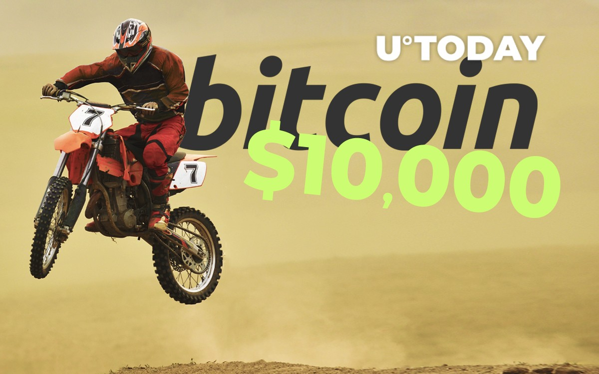 Bitcoin (BTC) Price Breaks Above $9,000. Is $10,000 on the Cards? - U.Today